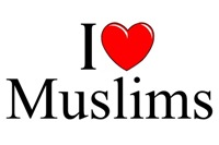 I Love (Heart) Muslims