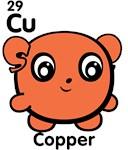Cute Element Copper Cu