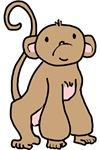 Boy Monkey T-shirts