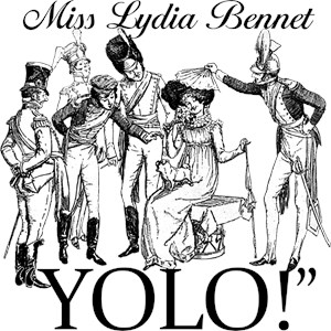 Lydia Bennet YOLO