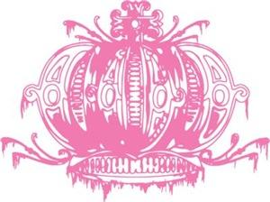 Pink Gothic Crown