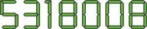 Calculator 5318008 Boobies