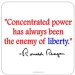 Reagan on Power