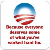Obama Because Red