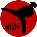 Annie Karate