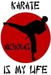 Karate is my Life Nicholas
