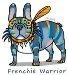 Frenchie Warrior (Dark)