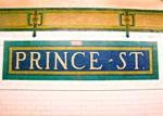 Prince Street: SoHo, NY
