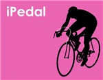 iPedal Pink iPod Spoof