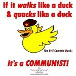 Evil Commie Duck
