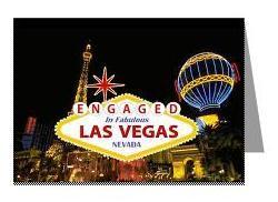 Engaged In Las Vegas