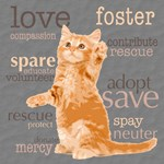 Love Foster Educate by Lisa Riggins Designs