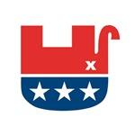 Dead Republican Elephant