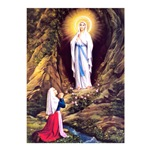Virgin Mary - Lourdes