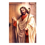 Jesus at Door