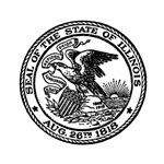 Vintage Illinois Seal