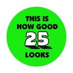25th Birthday - Happy Birthday
