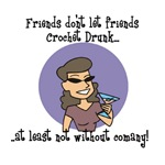 Crochet Drunk - With Company