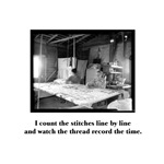 Sewing - Count the Stitches