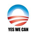 Yes We Can - Barack Obama Logo