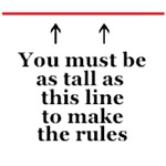 Parenting rules