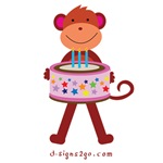 Birthday Gifts - Cake Monkey