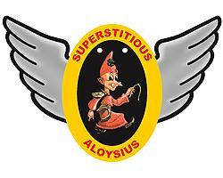 """B-17F """"Superstitious Aloysius"""""""