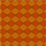 Artwork Orange Fractal