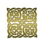 Celtic Maze Gold