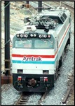 Amtrak E-60 # 610