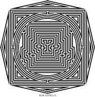 Pyramid Mandala