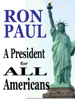 Ron Paul for President