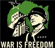 War is Freedom