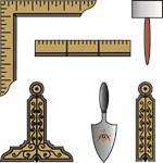 Masonic Working Tools Designs