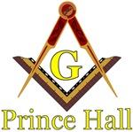 Prince Hall Mason Square and Compass #8