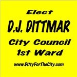 CLICK for Ditty For The City .com gear.