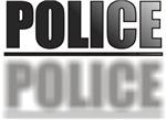 FRONT/BACK POLICE
