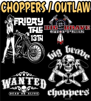 CHOPPERS/OUTLAW