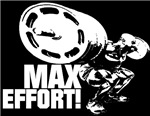 MAX EFFORT SQUAT