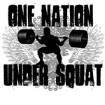 1 NATION UNDER SQUAT