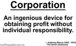 Corporation: profit without...