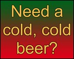 Cold, Cold Beer (Undated)