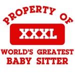 Property of Babysitter