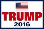 Trump Flag Election