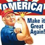 America Great Trump