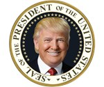 Trump Presidential Seal