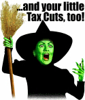 Witch Hillary Taxes