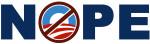 Nope 2 Anti-Obama