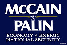McCain Palin National Security