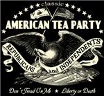 Classic American Tea Party